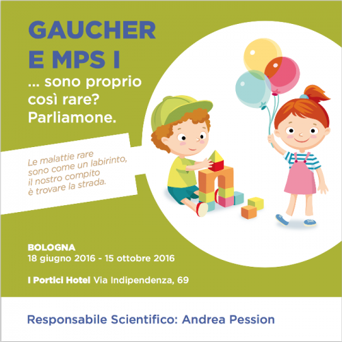 Gaucher e MPS I