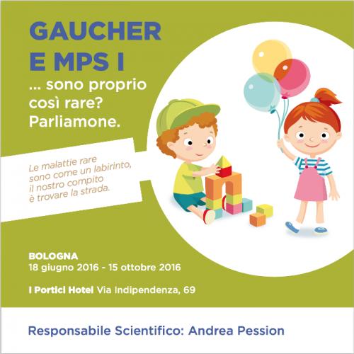Gaucher e MPS I