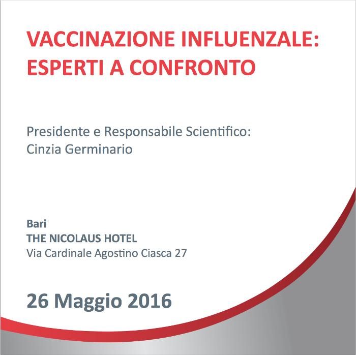 Vaccinazione Influenzale