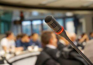 Organizzazione meeting aziendali, congressi